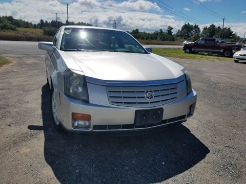 2006 Cadillac CTS for sale at GLOVECARS.COM LLC in Johnstown NY