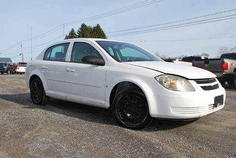 2009 Chevrolet Cobalt for sale at GLOVECARS.COM LLC in Johnstown NY
