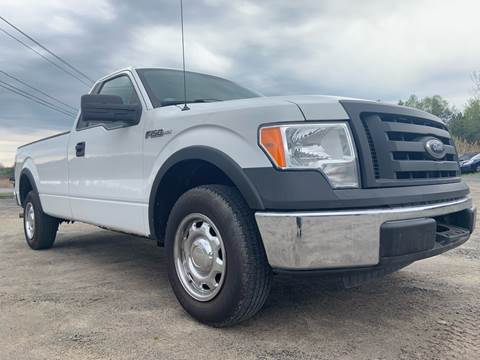 2010 Ford F-150 for sale at GLOVECARS.COM LLC in Johnstown NY