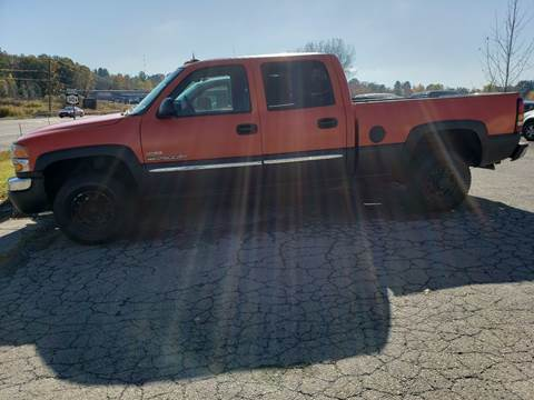 2004 GMC Sierra 2500HD for sale in Johnstown, NY