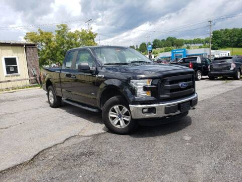 2015 Ford F-150 for sale at GLOVECARS.COM LLC in Johnstown NY