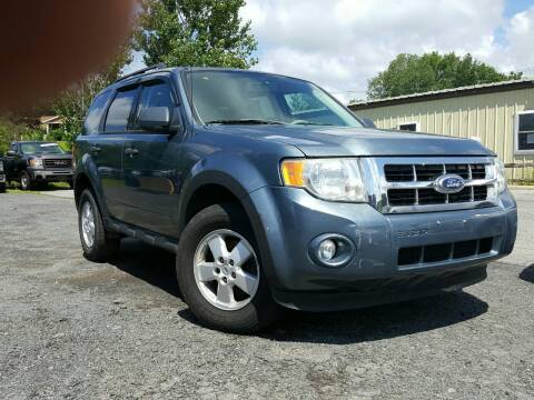 2010 Ford Escape for sale at GLOVECARS.COM LLC in Johnstown NY