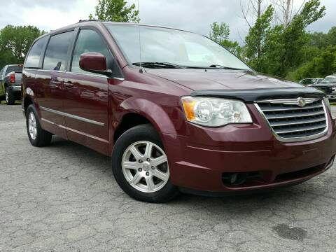 2009 Chrysler Town and Country for sale at GLOVECARS.COM LLC in Johnstown NY