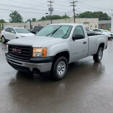2011 GMC Sierra 1500 for sale at GLOVECARS.COM LLC in Johnstown NY