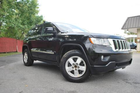 2011 Jeep Grand Cherokee for sale at GLOVECARS.COM LLC in Johnstown NY