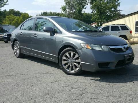 2011 Honda Civic for sale at GLOVECARS.COM LLC in Johnstown NY