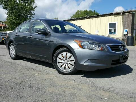 2008 Honda Accord for sale at GLOVECARS.COM LLC in Johnstown NY