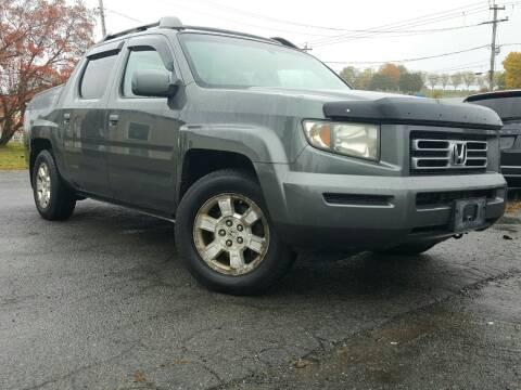 2008 Honda Ridgeline for sale at GLOVECARS.COM LLC in Johnstown NY