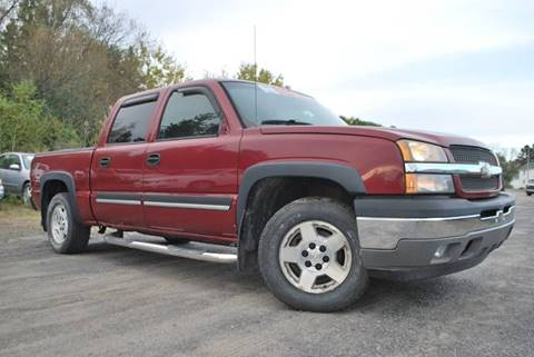 2005 Chevrolet Silverado 1500 for sale at GLOVECARS.COM LLC in Johnstown NY