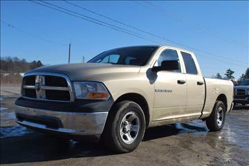 2011 RAM Ram Pickup 1500 for sale in Johnstown, NY