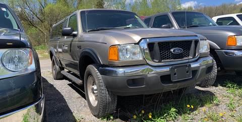 2004 Ford Ranger for sale at GLOVECARS.COM LLC in Johnstown NY