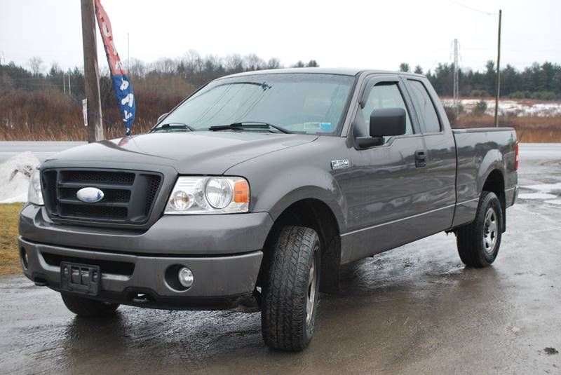 2006 ford f-150 stx 4dr supercab 4wd styleside 6.5 ft. sb in
