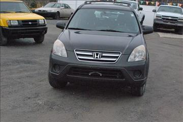 2005 Honda CR-V for sale at GLOVECARS.COM LLC in Johnstown NY