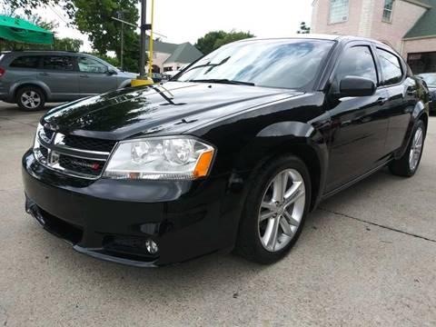 2012 Dodge Avenger for sale in Dallas, TX