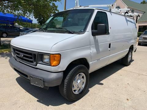 2006 Ford E-Series Cargo for sale in Dallas, TX