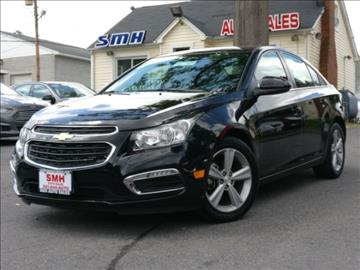 2015 Chevrolet Cruze for sale in Frederick, MD