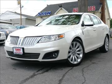 2012 lincoln mks for sale camby in. Black Bedroom Furniture Sets. Home Design Ideas