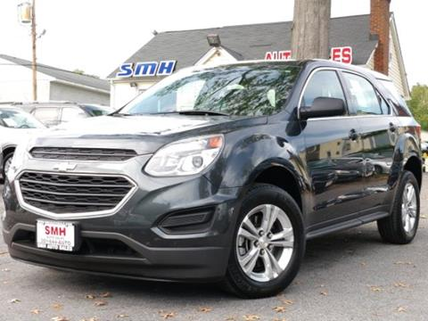 2017 Chevrolet Equinox for sale in Frederick, MD