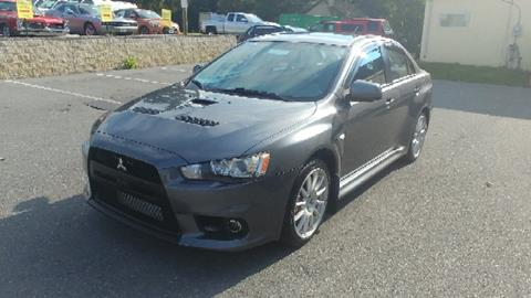 2010 Mitsubishi Lancer Evolution For Sale In Frederick, MD