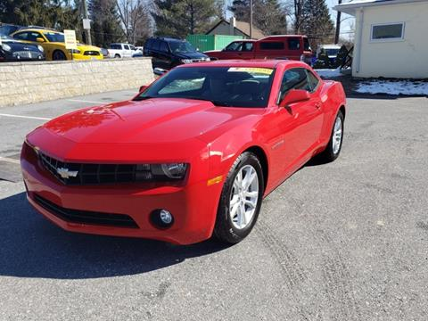 2013 Chevrolet Camaro for sale in Frederick, MD