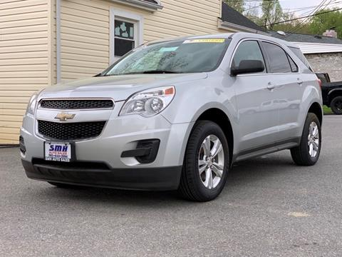 2015 Chevrolet Equinox for sale in Frederick, MD