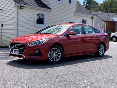 2018 Hyundai Sonata for sale in Frederick, MD