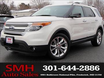 2012 Ford Explorer for sale in Frederick, MD