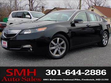 2013 Acura TL for sale in Frederick, MD