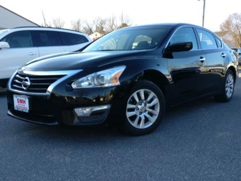 2015 Nissan Altima for sale in Frederick, MD