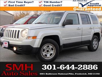 2011 Jeep Patriot for sale in Frederick, MD