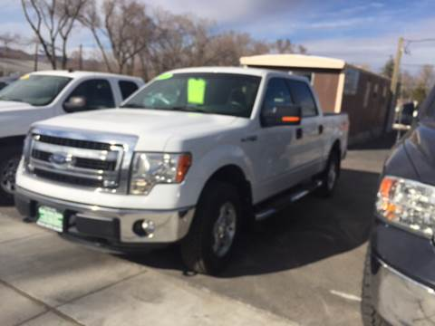 2013 Ford F-150 for sale at SOLIS AUTO SALES INC in Elko NV
