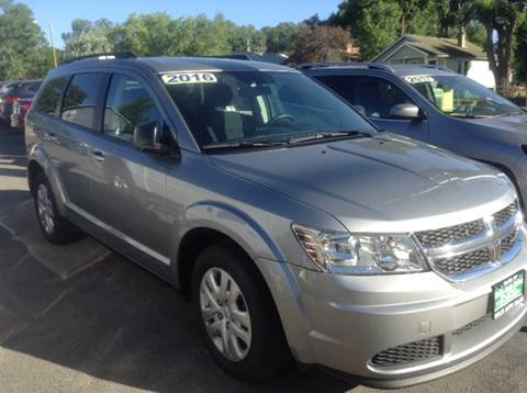 2016 Dodge Journey for sale at SOLIS AUTO SALES INC in Elko NV