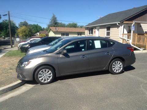 2016 Nissan Sentra for sale at SOLIS AUTO SALES INC in Elko NV