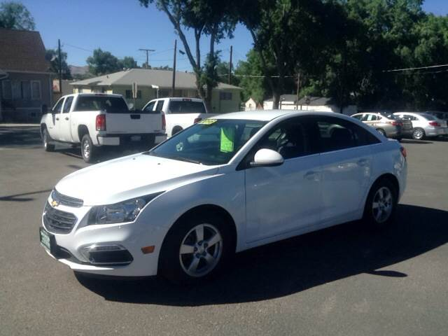 2016 Chevrolet Cruze Limited for sale at SOLIS AUTO SALES INC in Elko NV