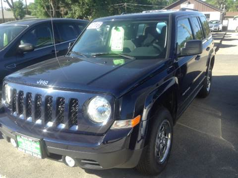 2016 Jeep Patriot for sale at SOLIS AUTO SALES INC in Elko NV