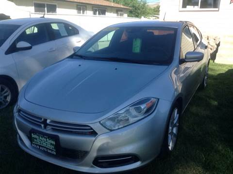 2013 Dodge Dart for sale at SOLIS AUTO SALES INC in Elko NV