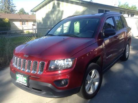 2015 Jeep Compass for sale at SOLIS AUTO SALES INC in Elko NV