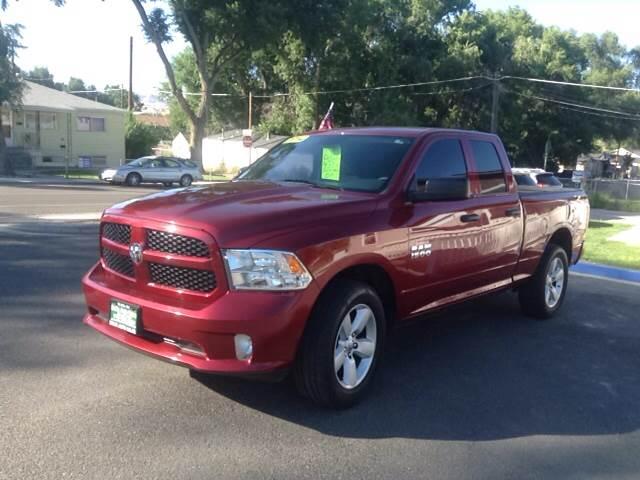 2014 RAM Ram Pickup 1500 for sale at SOLIS AUTO SALES INC in Elko NV