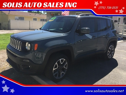 2018 Jeep Renegade for sale in Elko, NV