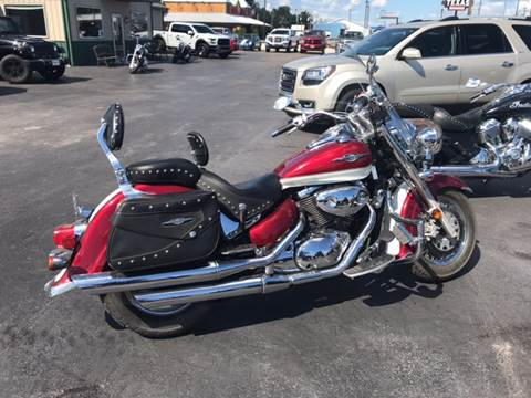 2008 Suzuki Boulevard  for sale at Premier Auto Source INC in Terre Haute IN