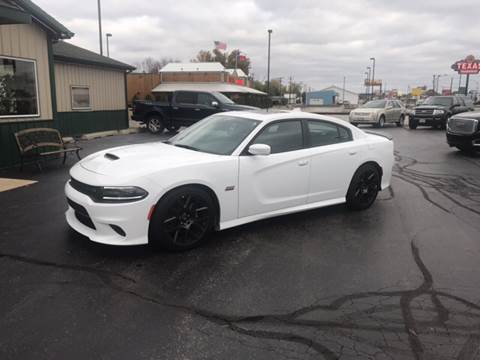 2018 Dodge Charger for sale at Premier Auto Source INC in Terre Haute IN