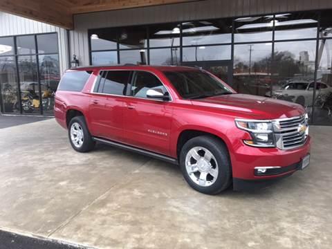2015 Chevrolet Suburban for sale at Premier Auto Source INC in Terre Haute IN