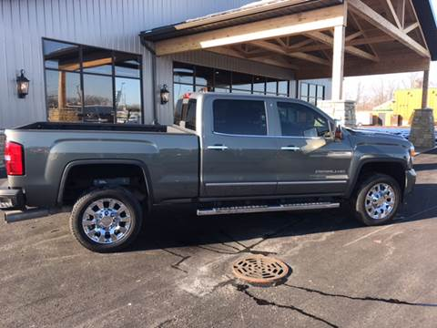 2018 GMC Sierra 2500HD for sale at Premier Auto Source INC in Terre Haute IN