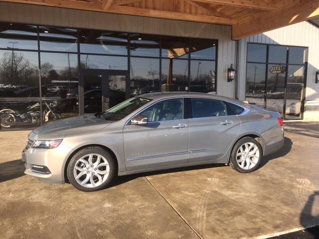 2018 Chevrolet Impala for sale at Premier Auto Source INC in Terre Haute IN