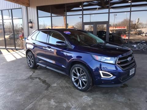 2016 Ford Edge for sale at Premier Auto Source INC in Terre Haute IN