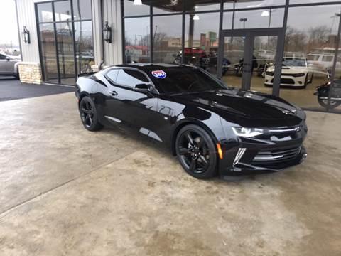 2017 Chevrolet Camaro for sale at Premier Auto Source INC in Terre Haute IN