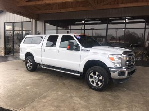 2012 Ford F-250 Super Duty for sale at Premier Auto Source INC in Terre Haute IN