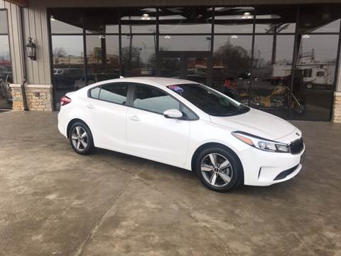 2018 Kia Forte for sale at Premier Auto Source INC in Terre Haute IN
