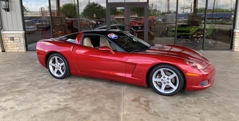 2005 Chevrolet Corvette for sale at Premier Auto Source INC in Terre Haute IN