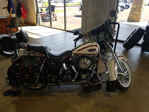 1997 Harley-Davidson FLSTS for sale at Premier Auto Source INC in Terre Haute IN
